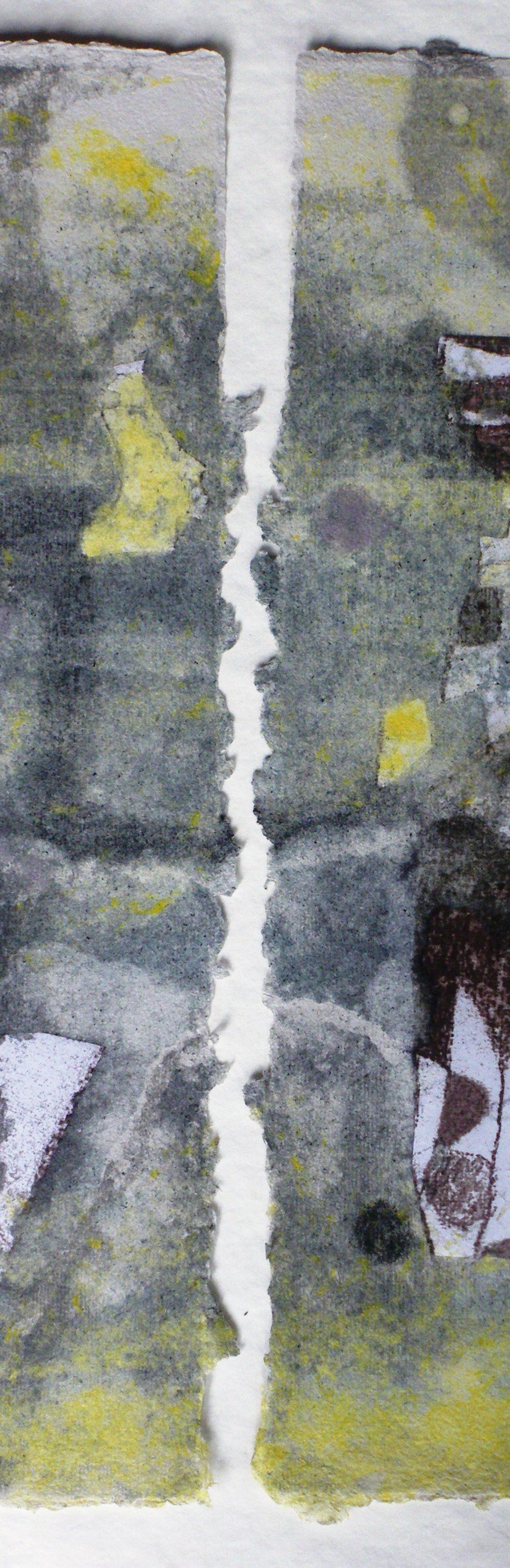 Fragmente V und VI (Diptychon)